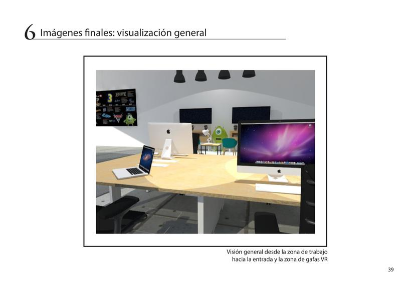 Diseño de oficina + showroom para Pixar en Matadero Madrid 37
