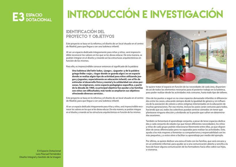 Reforma y diseño de local comercial: LUDOTECA   0