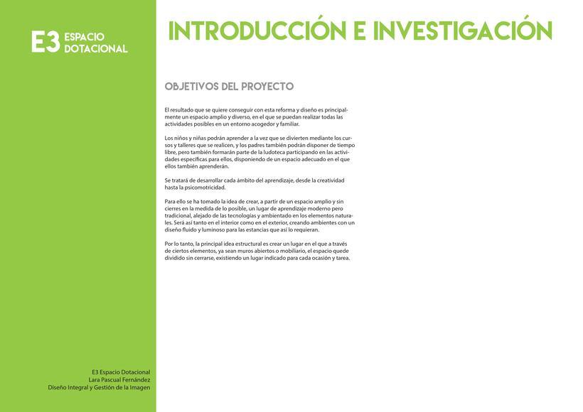 Reforma y diseño de local comercial: LUDOTECA   2