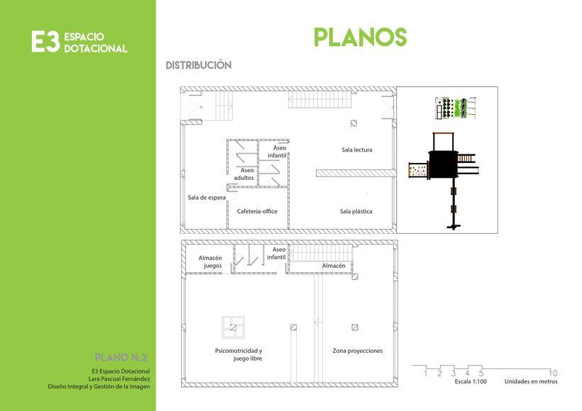 Reforma y diseño de local comercial: LUDOTECA   8