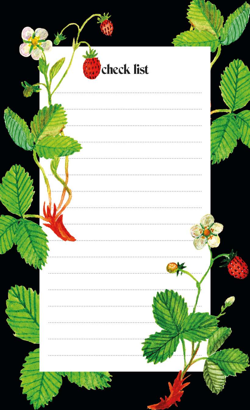 Mi Proyecto del curso: Ilustración botánica con acuarela 0