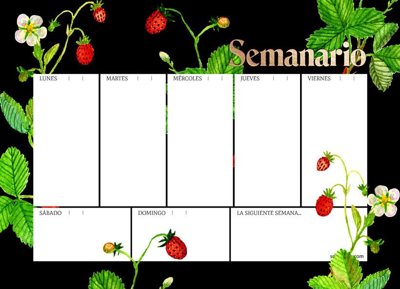 Mi Proyecto del curso: Ilustración botánica con acuarela 1