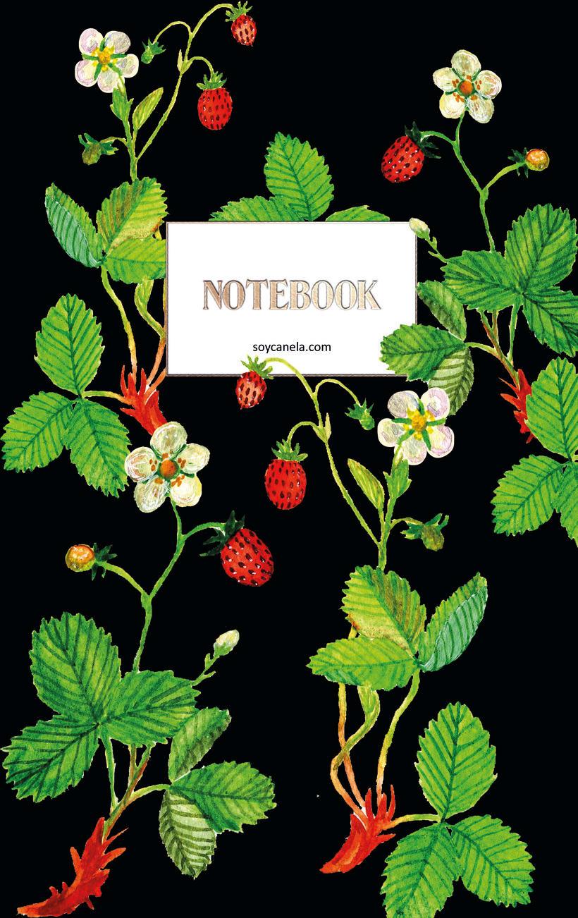 Mi Proyecto del curso: Ilustración botánica con acuarela 2