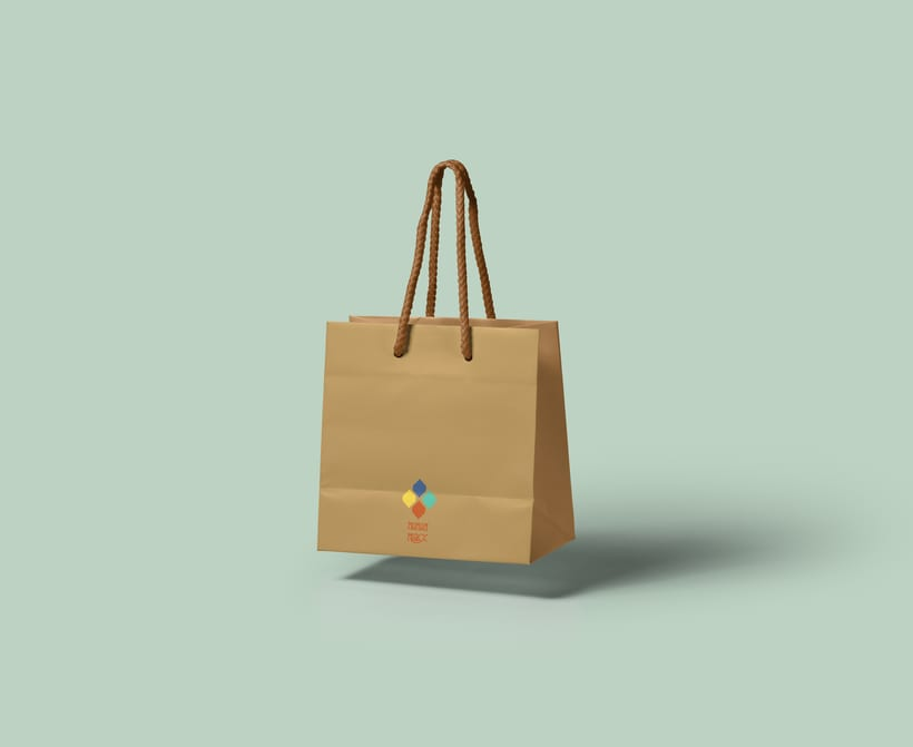 Diseño de Imagen Corporativa ficticia para Restaurante Árabe 0