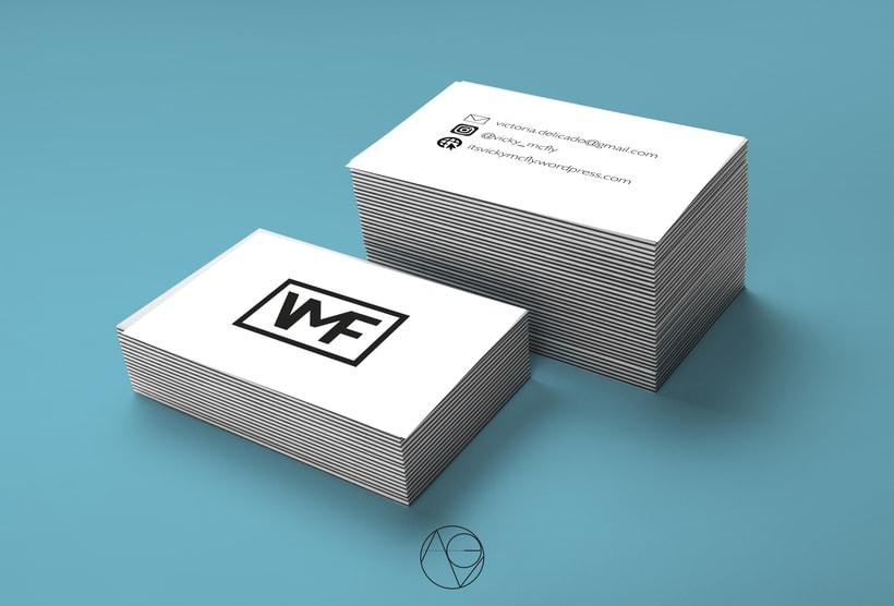 Diseño de Logotipo y Tarjeta -1