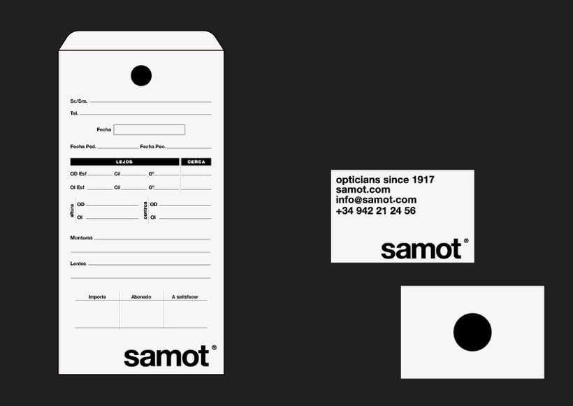 Samot - Opticians since 1917 5