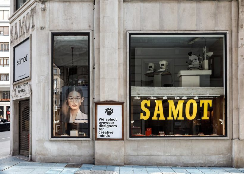 Samot - Opticians since 1917 6