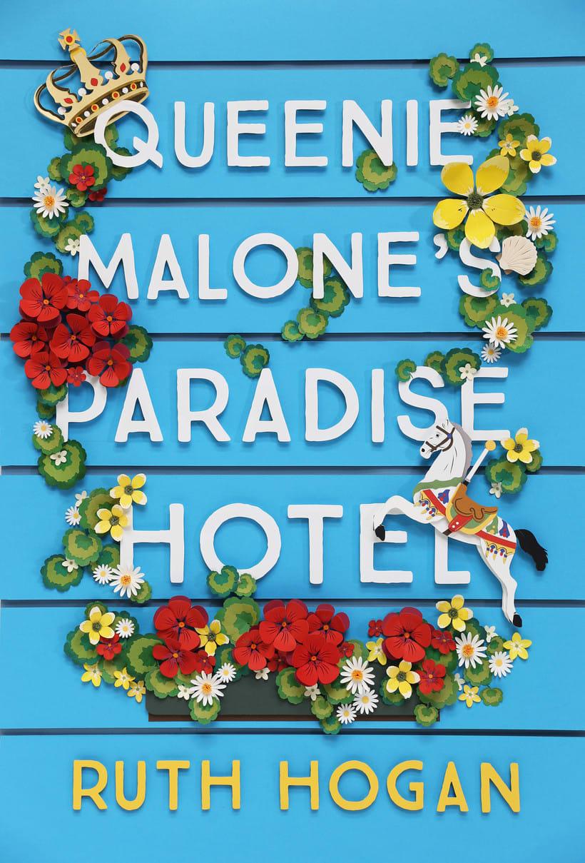 Queenie Malone's Paradise Hotel  0