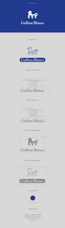 Gallina Blanca | Proyecto ficticio 1