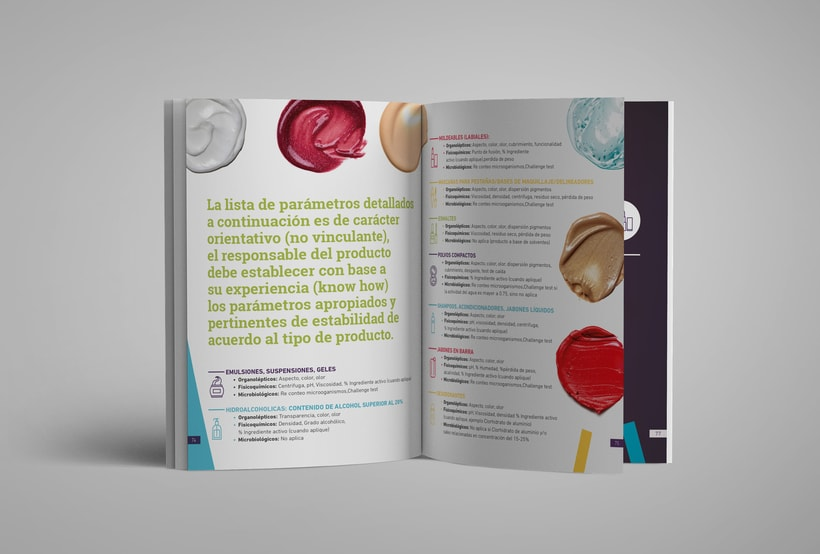 Guia de estabilidad de productos cosméticos. 8