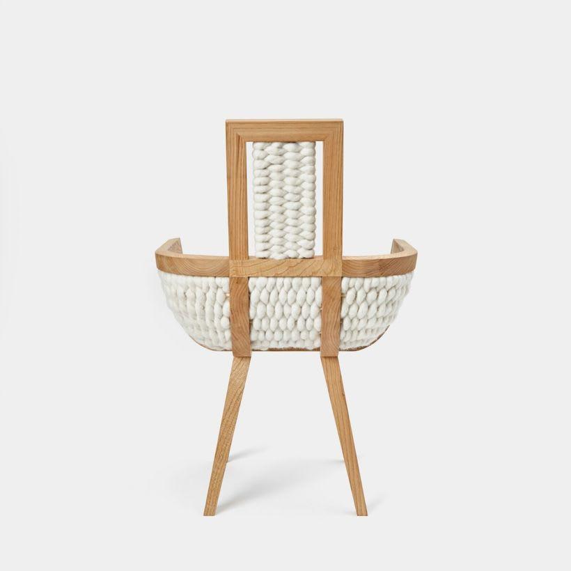 2W   wooden&woolen, proyecto en  colaboración con Domohomo: arquitectura y diseño 1