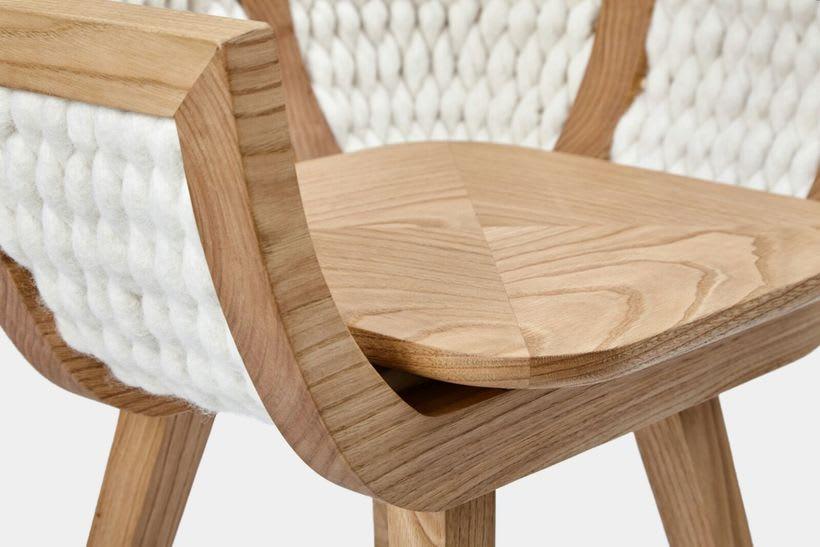 2W   wooden&woolen, proyecto en  colaboración con Domohomo: arquitectura y diseño 2