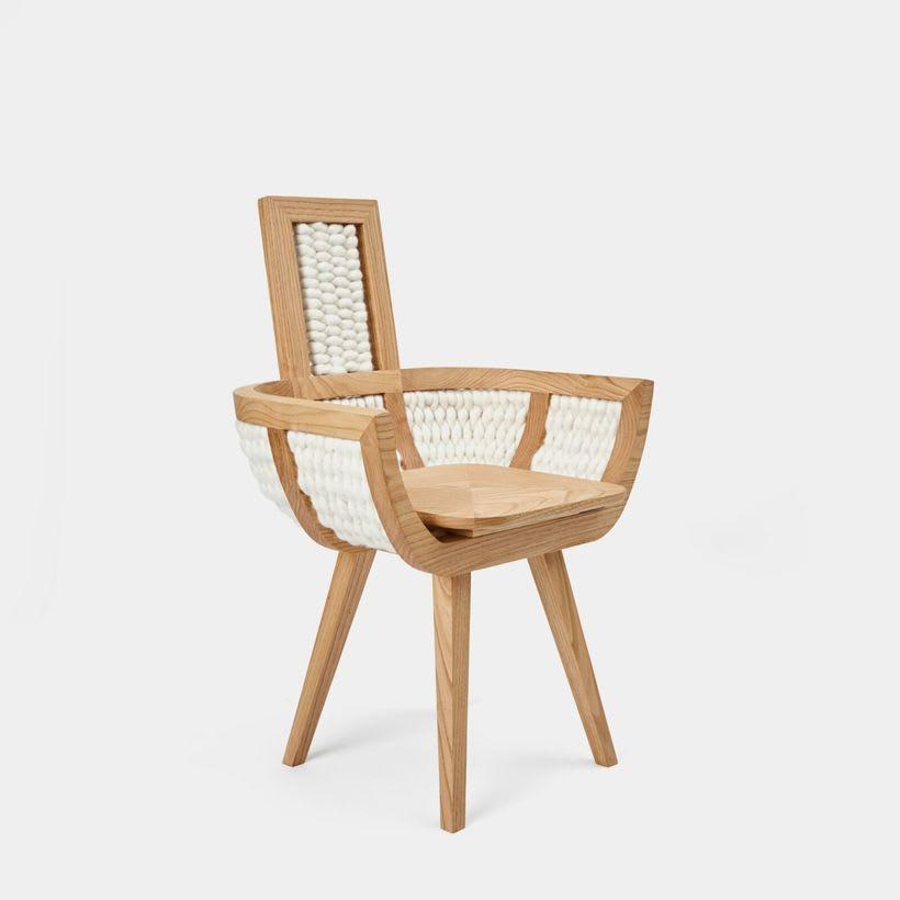 2W   wooden&woolen, proyecto en  colaboración con Domohomo: arquitectura y diseño 3
