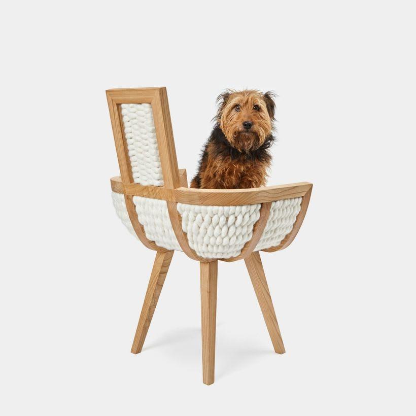 2W   wooden&woolen, proyecto en  colaboración con Domohomo: arquitectura y diseño 4