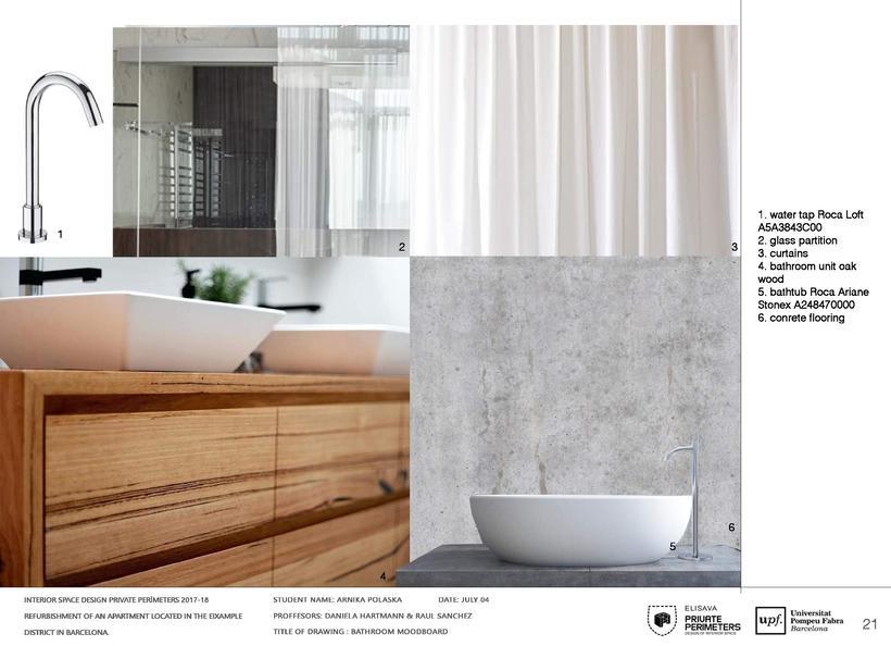 Barcelona Eixample Apartament 11