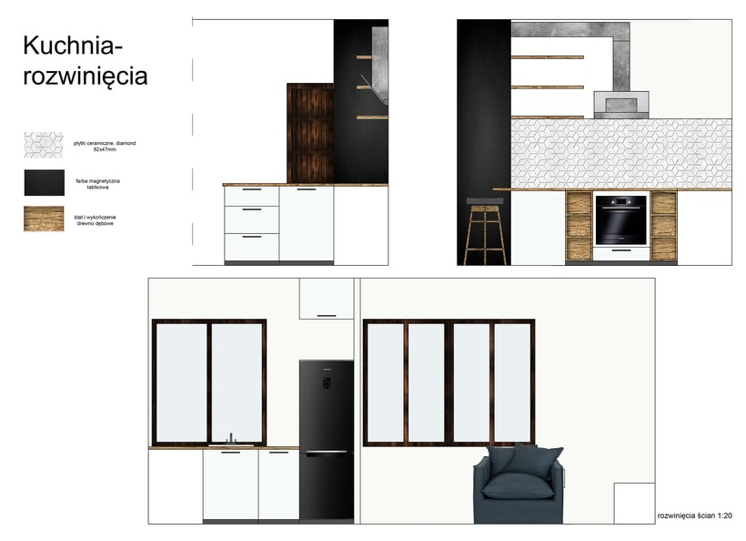 quick small apartament design 8