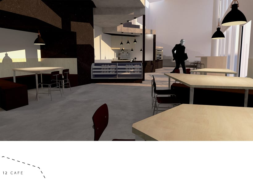 renders of office project 6