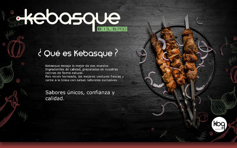 Kebasque - Identidad de marca 0