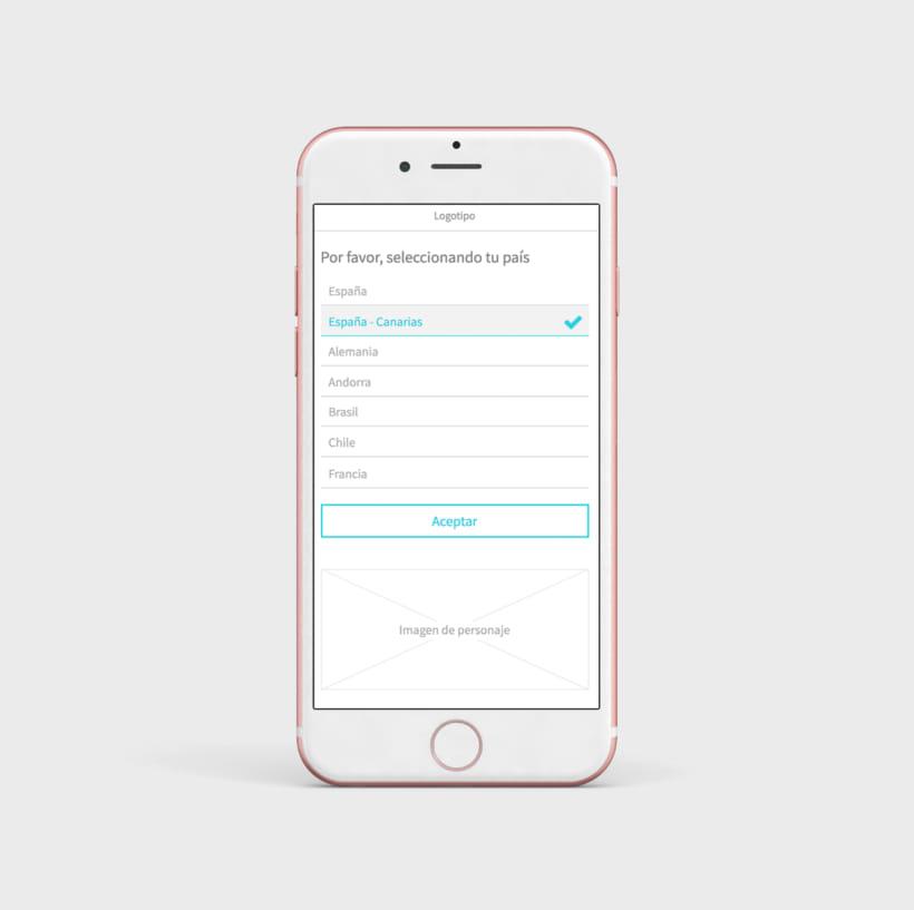 Mi Proyecto del curso: UX: prototipado y diseño de una app de comercio electrónico con Axure 8 0