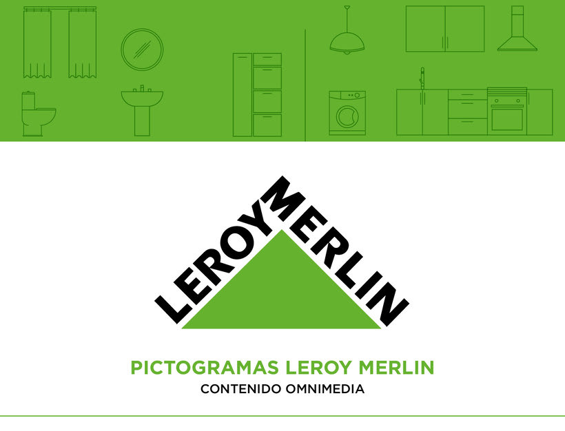 Pictogramas - Leroy Merlin 0