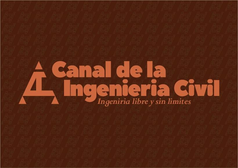Branding Canal de la Ingeniería Civil 0