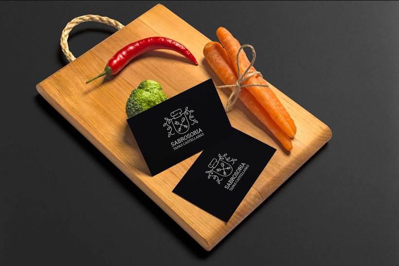 Diseño de logotipo - Restaurante 2