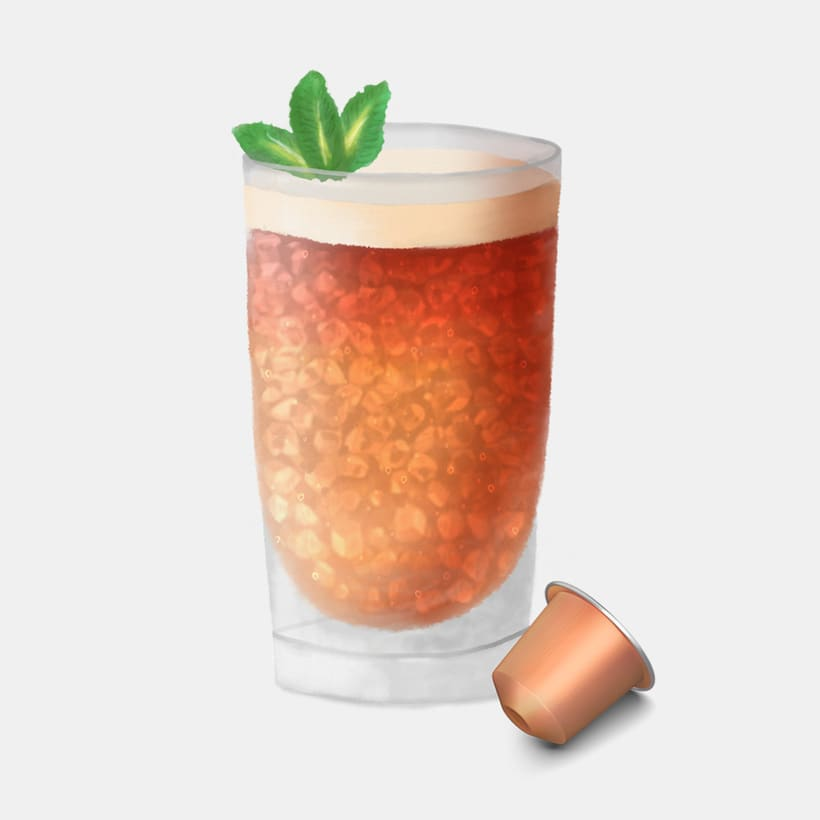 Nespresso cocktails 2