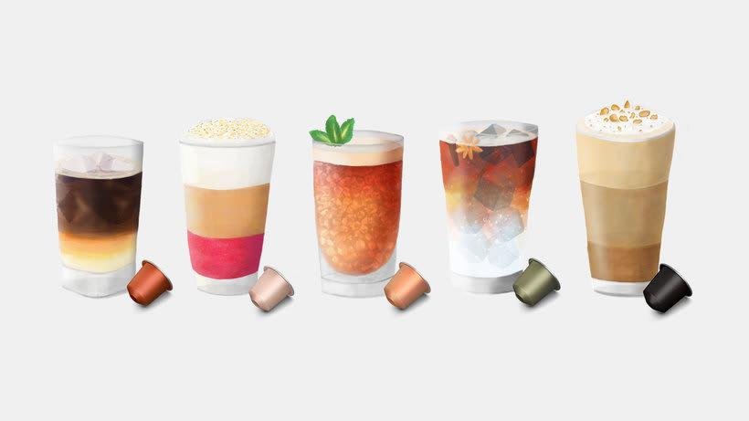 Nespresso cocktails 1