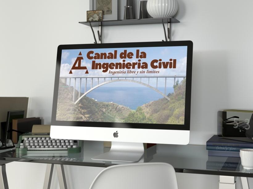 Branding Canal de la Ingeniería Civil 11