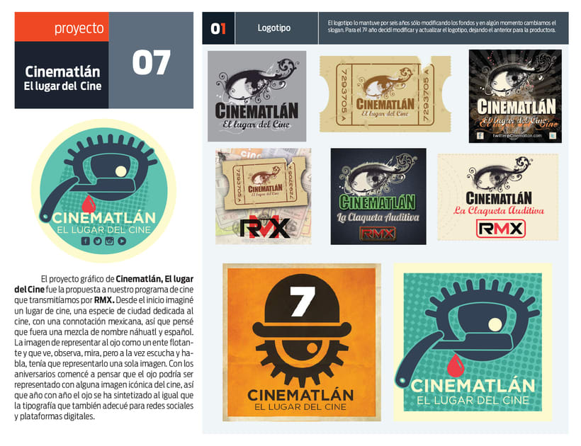 Cinematán, El lugar del Cine 1