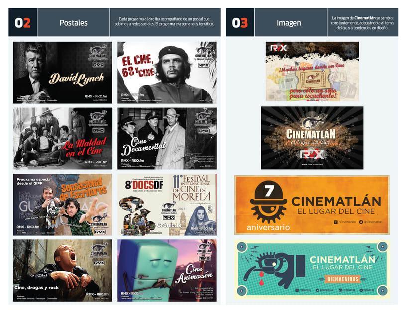 Cinematán, El lugar del Cine 2