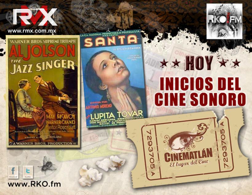 Cinematán, El lugar del Cine 11