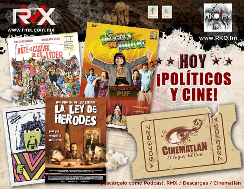 Cinematán, El lugar del Cine 12