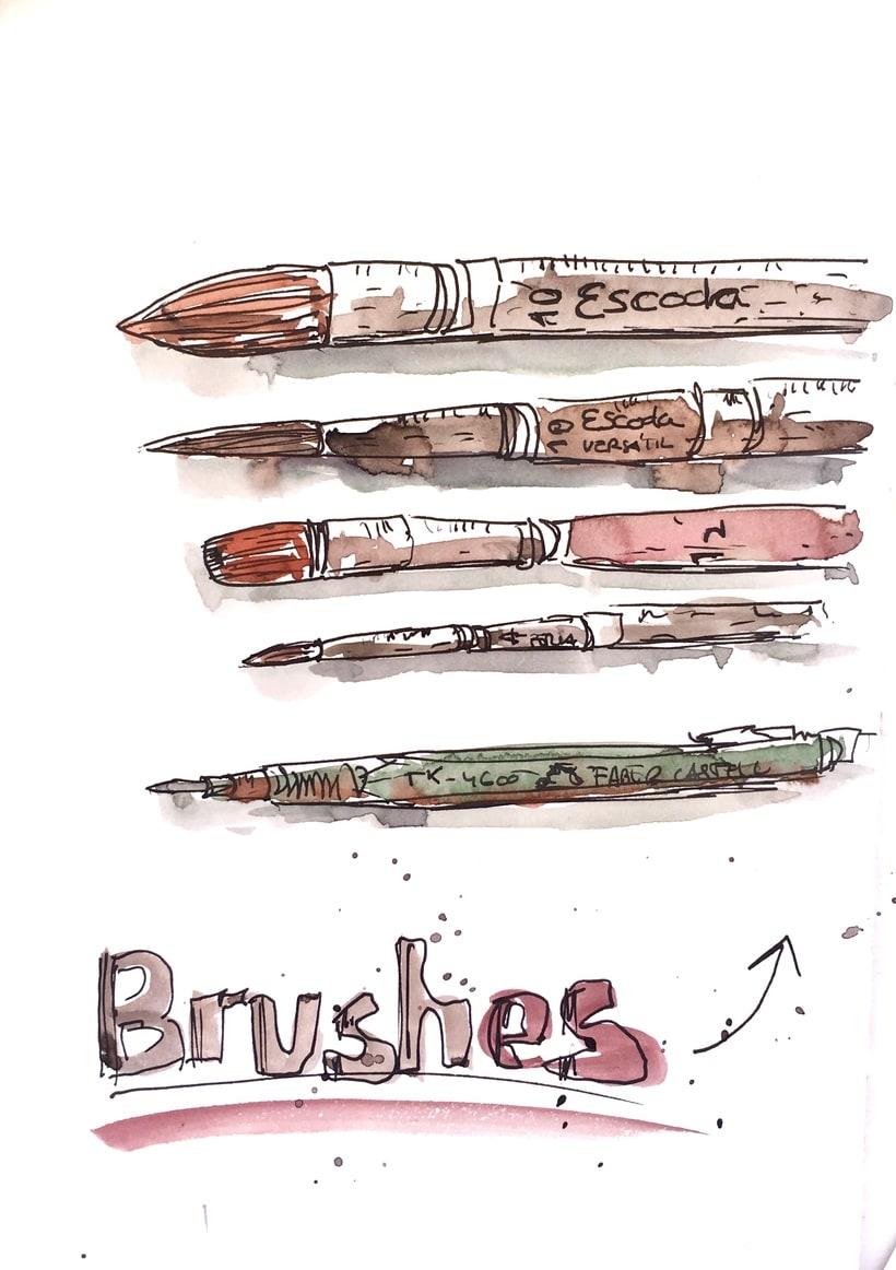 Brushes 0