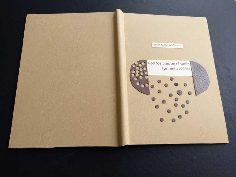 Mi Proyecto del curso: Encuadernación artesanal sin costuras CON LOS PIES EN EL SUELO (Primera Visión) fotografías de Jesús Moreno Moreno 2