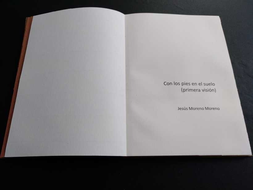 Mi Proyecto del curso: Encuadernación artesanal sin costuras CON LOS PIES EN EL SUELO (Primera Visión) fotografías de Jesús Moreno Moreno 4