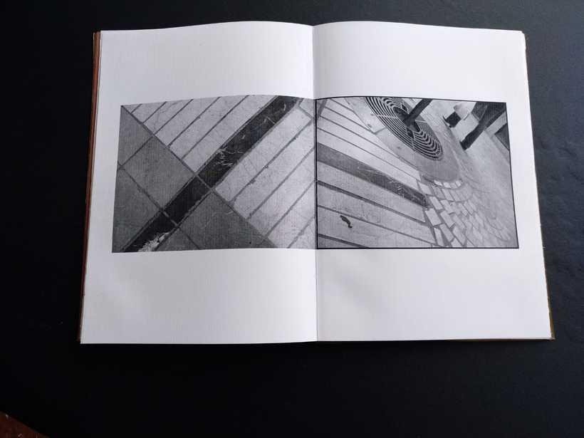 Mi Proyecto del curso: Encuadernación artesanal sin costuras CON LOS PIES EN EL SUELO (Primera Visión) fotografías de Jesús Moreno Moreno 6