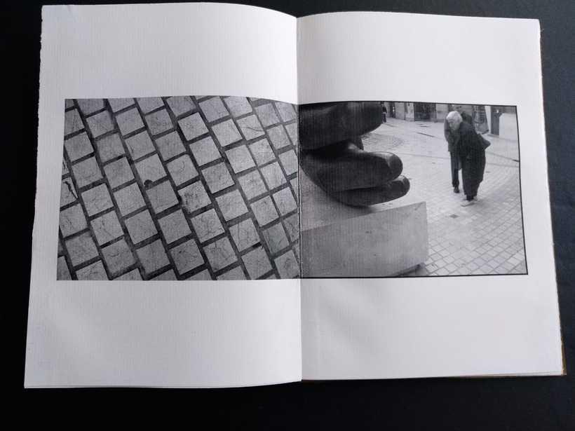 Mi Proyecto del curso: Encuadernación artesanal sin costuras CON LOS PIES EN EL SUELO (Primera Visión) fotografías de Jesús Moreno Moreno 8