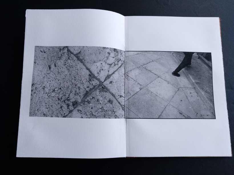 Mi Proyecto del curso: Encuadernación artesanal sin costuras CON LOS PIES EN EL SUELO (Primera Visión) fotografías de Jesús Moreno Moreno 9
