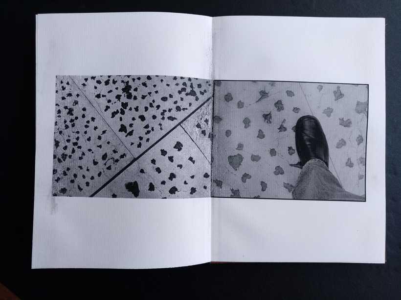 Mi Proyecto del curso: Encuadernación artesanal sin costuras CON LOS PIES EN EL SUELO (Primera Visión) fotografías de Jesús Moreno Moreno 11