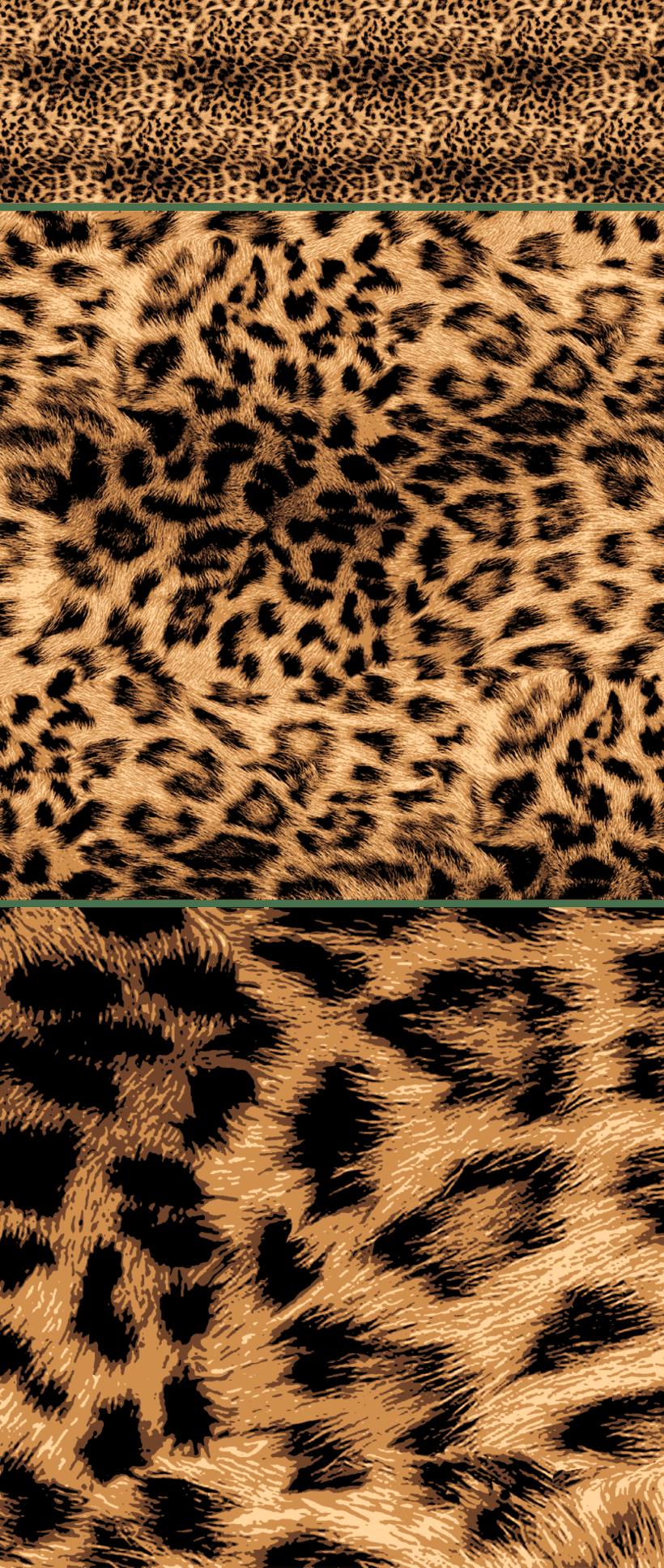 Pattern Leopard Skin -1