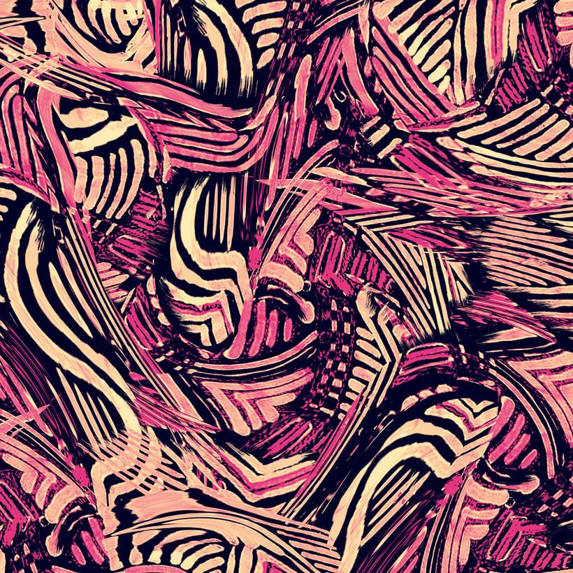 Pattern Varios Abstracto 5