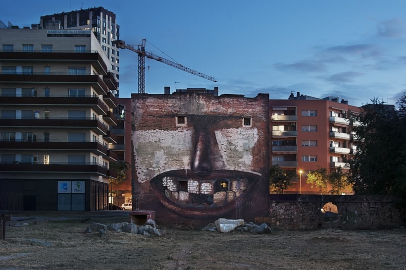 Arte Urbano en Barcelona 3