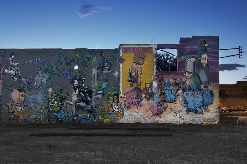Arte Urbano en Barcelona 4