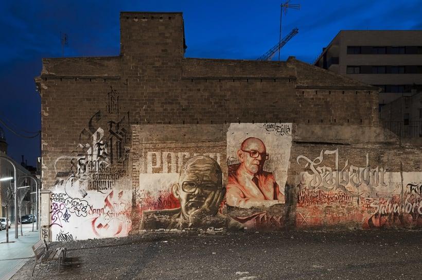 Arte Urbano en Barcelona 6