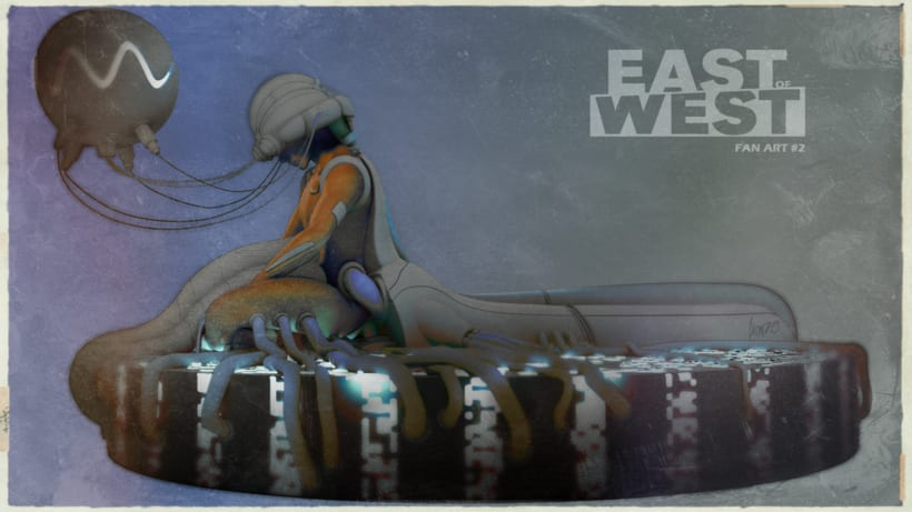 EAST of WEST Fan Art #2 -1