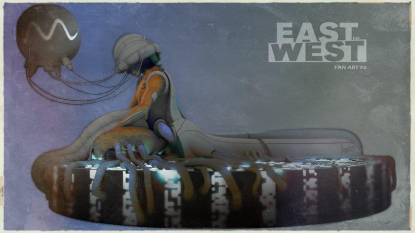 EAST of WEST Fan Art #2 -1