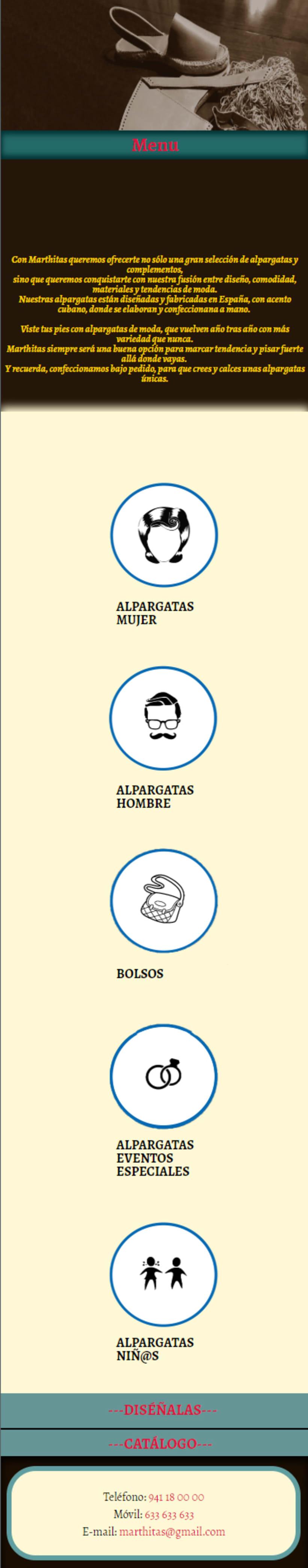 Mi Proyecto del curso: Introducción al Desarrollo Web Responsive con HTML y CSS. 0