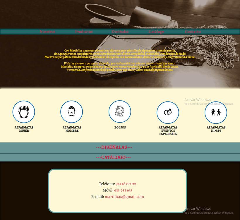 Mi Proyecto del curso: Introducción al Desarrollo Web Responsive con HTML y CSS. 6