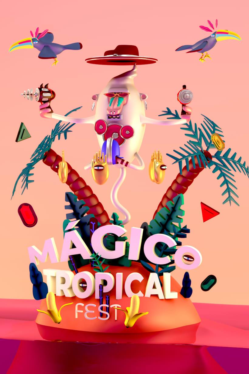 Mágico tropical fest -1